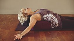 Restorative Yoga for Stress Relief Udemy Coupon & Review