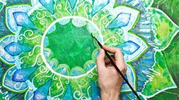 Intuitive Painting with Mandalas Udemy Coupon & Review