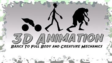 3D Animation: Basics To Full Body and Creature Mechanics Udemy Coupon & Review