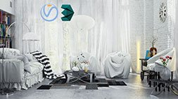 Architectural Interior Visualization in 3Ds max & V-Ray 3.0 Udemy Coupon & Review