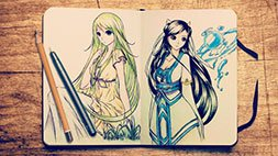 How to Draw Anime People and bodies Udemy Coupon & Review