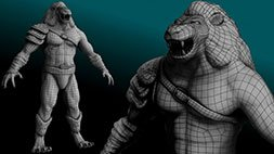 3D Character Creation: Retopologizing For Animation - Zbrush Udemy Coupon & Review
