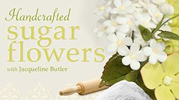 Handcrafted Sugar Flowers Craftsy Review
