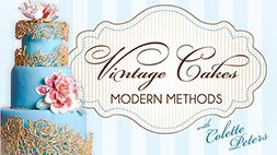 Vintage Cakes, Modern Methods Craftsy Review