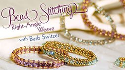Bead Stitching: Right Angle Weave Craftsy Review