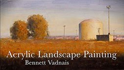 Acrylic Landscape Painting Craftsy Review