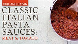 Classic Italian Pasta Sauces: Meat & Tomato Craftsy Review