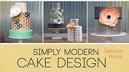 Simply Modern Cake Design Craftsy Review