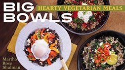 Big Bowls Hearty Vegetarian Meals Craftsy Review