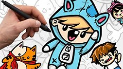 How to Draw Cute Cartoon Characters Udemy Coupon & Review