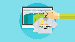 100% Off Udemy Coupon: Introduction: Make and Sell Custom Shirts w/ Merch by Amazon