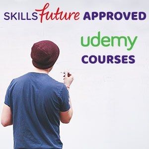 SkillsFuture Courses on Udemy