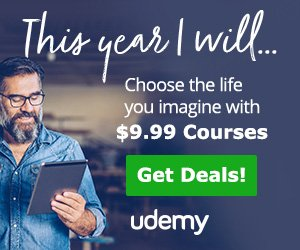 Udemy Coupon - Best Deal